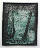 Cradle of Filth - 'Dusk and Her Embrace' Woven Patch
